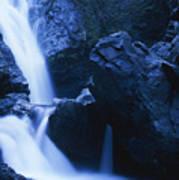 Salmon Creek Falls Poster