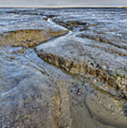Saltings Channel Poster