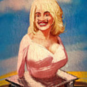 Salvador Dolly Dolly Poster