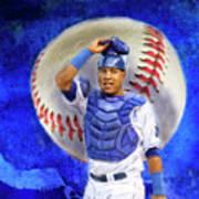 Salvador Perez-kc Royals Poster