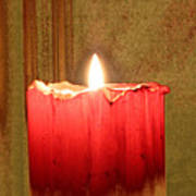 Same Candle New Color Poster