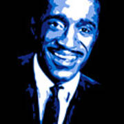Sammy Davis Poster by DB Artist