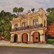 San Carlos Institute Poster