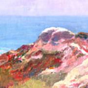 San Clemente Overlook Poster