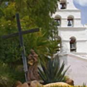 San Diego Mission Bells Poster