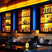 San Fran Bar Poster