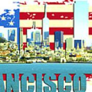 San Francisco California Poster