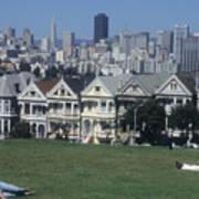 San Francisco Summer Poster