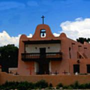 San Ildefonso Pueblo Poster