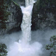 San Rafael Falls  Poster