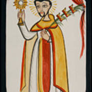 San Ramon Nonato - St. Raymond Nonnatus - Aoran Poster