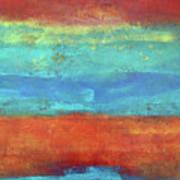 Sand And Sea I Poster