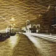 Sand City Poster