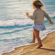 Sand Dancer Poster