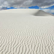 Sand Dune Magic 4 Poster