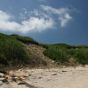 Sand Dunes I Poster