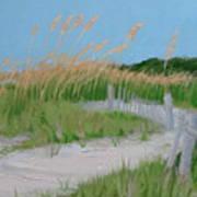 Sand Dunes No. 3 Poster