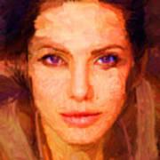 Sandra Jolie Poster