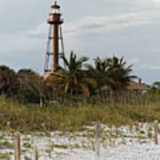 Sanibel Island Lighthouse Poster