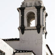 Santa Cruz Church Poster