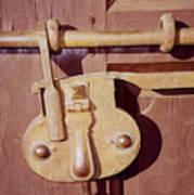 Santa Fe Lock Down Poster