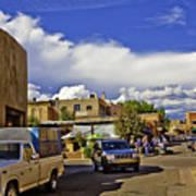 Santa Fe Plaza 2 Poster