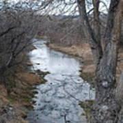 Santa Fe River Poster