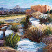 Santa Fe Spring Poster by Candy Mayer