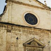 Santa Maria Del Popolo Poster