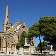 Santa Marija Addolorata Chapel  Poster
