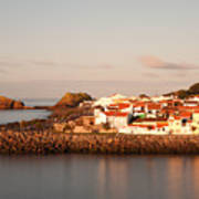 Sao Roque At Sunrise Poster