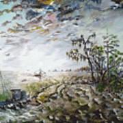 Sapelo Island Poster