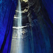 Sapphire Ruby Falls Poster