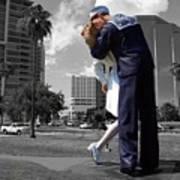 Sarasota Kiss Poster