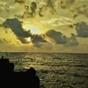Sarjekot Sunset Point Poster