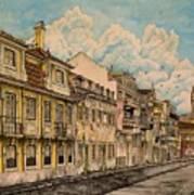 Saudade/ The Swallows Of Lisbon Poster