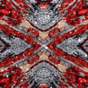 Scarlet Entanglement Poster