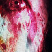 Scarlet Vision Poster