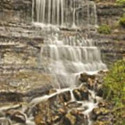 Scenic Alger Falls  Poster