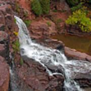 Scenic Gooseberry Falls Poster