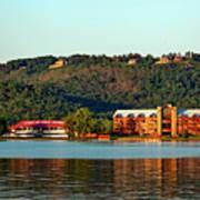 Scenic Lake Guntersville Poster
