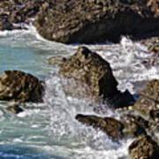 Scenic Sea Poster