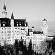 Schloss Neuschwanstein  Poster