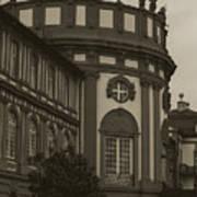 Schlosspark Biebrich Poster