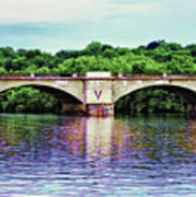 Schuylkill River Poster