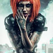 Sci-fi Beauty 3 Poster