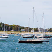 Scituate Harbor Poster