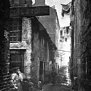 Scotland: Glasgow, 1868 Poster