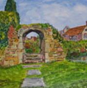 Scotney Castle Lamberhurst Kent Poster