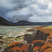 Scottish Lowlands Poster